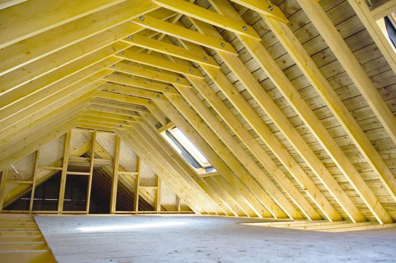 mansarda 6 - Стоимость строительства мансардного этажа