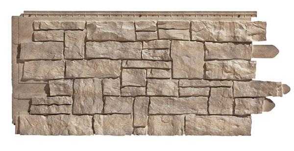 Панель имитатор камня