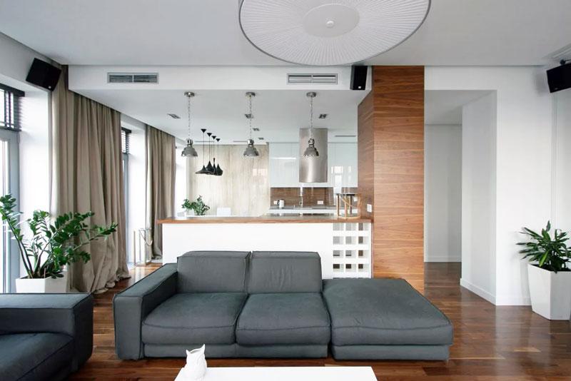Отделка 2-х комнатной квартиры
