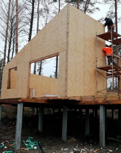 sip 13 - Заказать строительство домов из СИП панелей под ключ