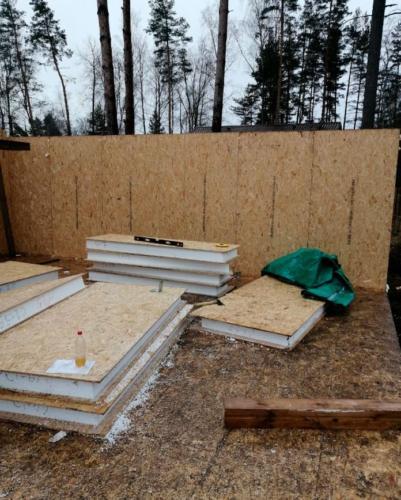 sip 15 - Заказать строительство домов из СИП панелей под ключ