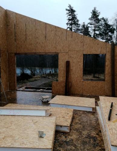 sip 16 - Заказать строительство домов из СИП панелей под ключ