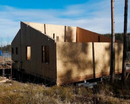 sip 21 - Заказать строительство домов из СИП панелей под ключ