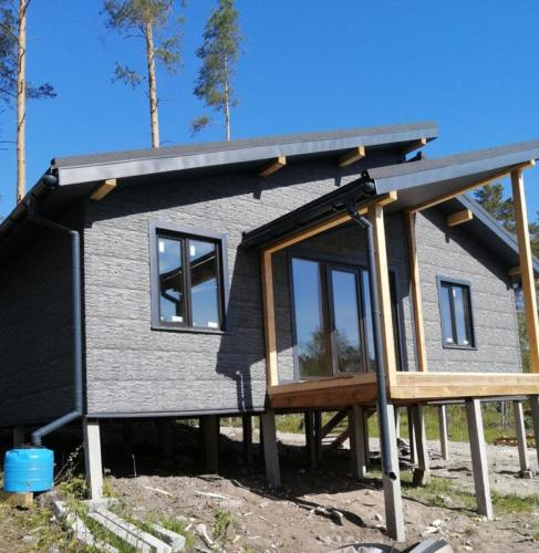 sip 40 - Заказать строительство домов из СИП панелей под ключ