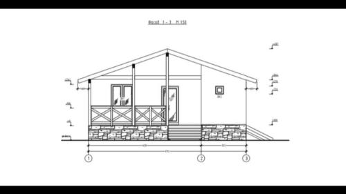qlVc1zb18Fw - Строительство еще одного финского домика