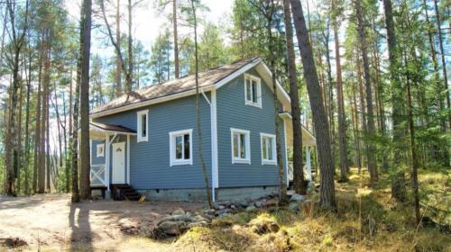 2X ZQv9 6E - Строительство финского домика - коттеджный поселок