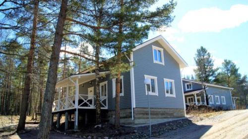 IbTtmZV501I - Строительство финского домика - коттеджный поселок
