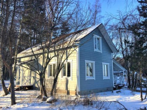ssvWdUwLUN8 - Строительство финского домика - коттеджный поселок