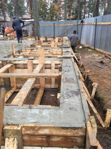1 - Фундамент ленточный - подборка из проектов