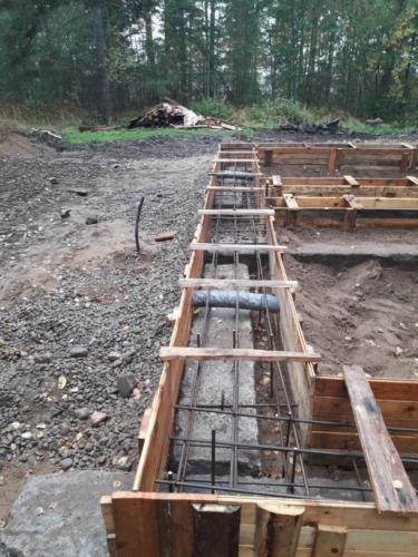 2 - Фундамент ленточный - подборка из проектов