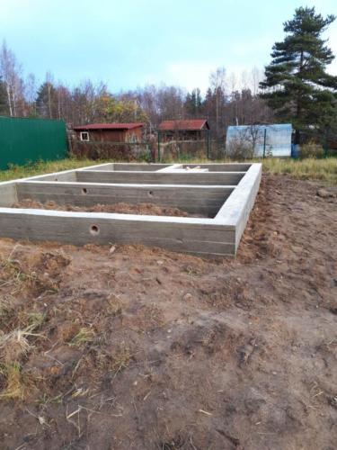 22 - Фундамент ленточный - подборка из проектов