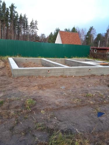 23 - Фундамент ленточный - подборка из проектов