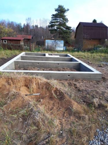 24 - Фундамент ленточный - подборка из проектов