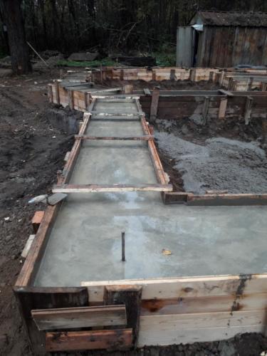 3 - Фундамент ленточный - подборка из проектов