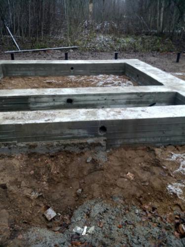 6 - Фундамент ленточный - подборка из проектов