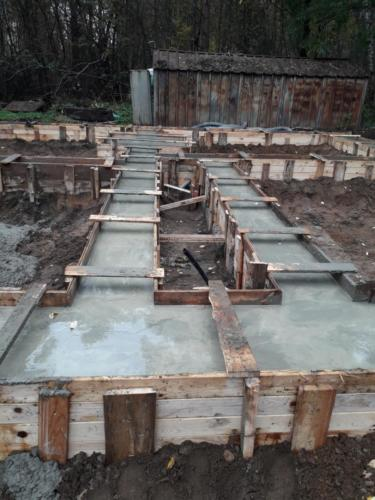 7 - Фундамент ленточный - подборка из проектов