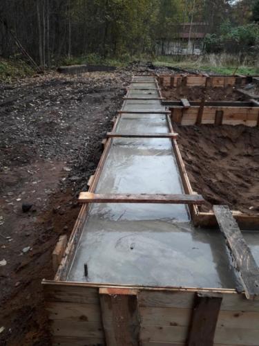 9 - Фундамент ленточный - подборка из проектов