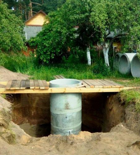 kolodec 8 - Копка колодцев в Приозерском районе