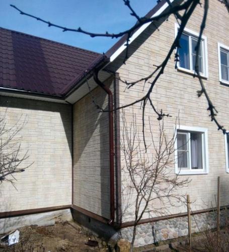 otdel mot 11 - Портфолио: внешняя отделка дачного домика в Моторном