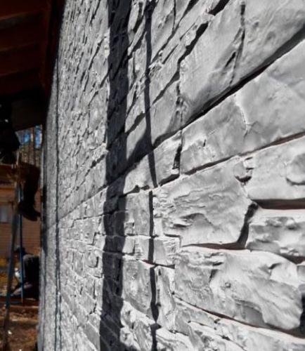 otdel mot 4 - Портфолио: внешняя отделка дачного домика в Моторном