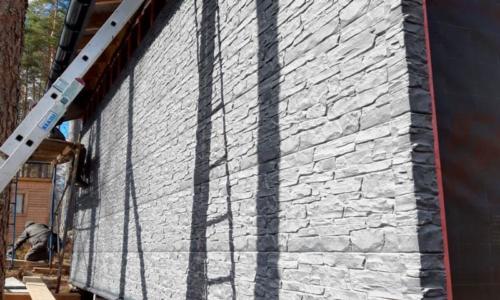 otdel mot 6 - Портфолио: внешняя отделка дачного домика в Моторном