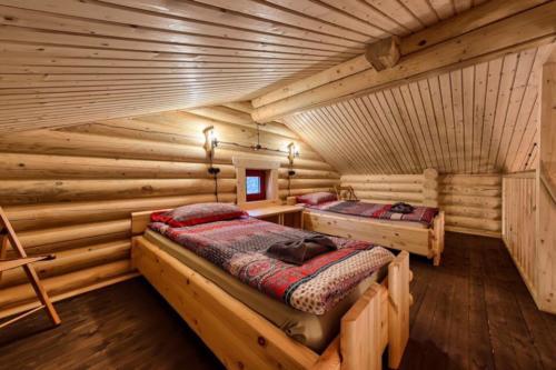 HAB gb7fbGo - Сруб маленького уютного домика