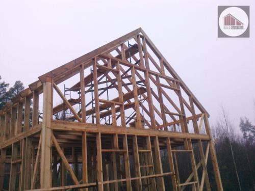 7vtHBS3lcNc - Строительство каркасного дома - Приозерский район