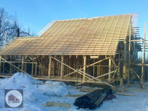 A eS0Lpq46k - Строительство каркасного дома - Приозерский район
