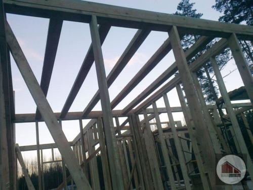 UsTtZkwaRRs - Строительство каркасного дома - Приозерский район