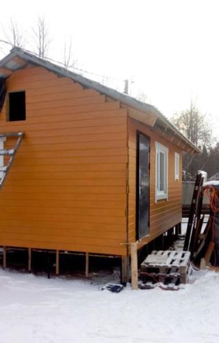romaski250221 1 - Наружные и внутренние работы в Доме и Бане, пос. Ромашки