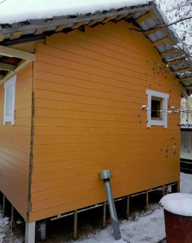 romaski250221 21 - Наружные и внутренние работы в Доме и Бане, пос. Ромашки