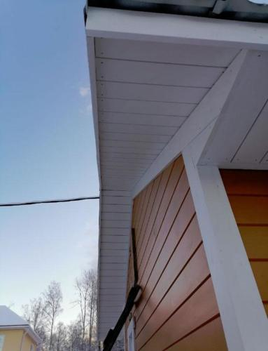 romaski250221 3 - Наружные и внутренние работы в Доме и Бане, пос. Ромашки