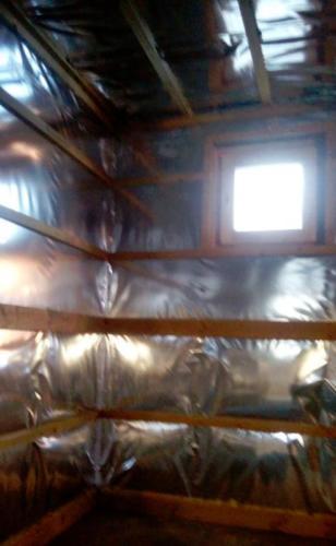 romaski250221 30 - Наружные и внутренние работы в Доме и Бане, пос. Ромашки