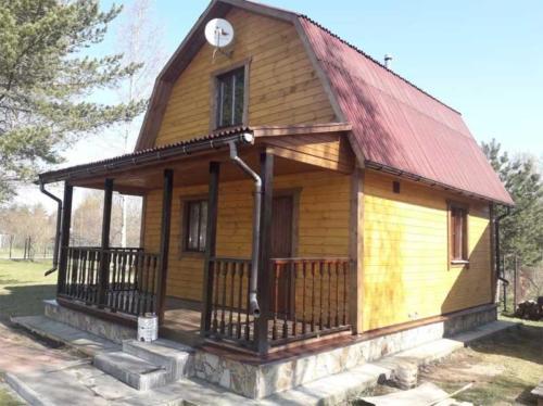 10 - Внешняя отделка имитатором бревна, утепление фасада, отделка цоколя и оконных рам